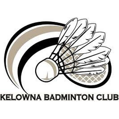 Logo of Kelowna Badminton Club