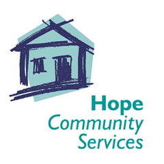 Logo of Hope Community Services