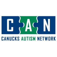 Logo of Canucks Autism Network