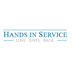 Logo of Hands in Service