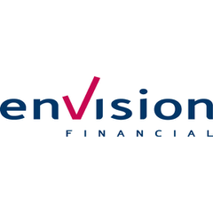 Logo of Envision Financial, a division of First West Credit Union