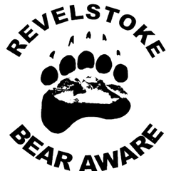 Logo of Revelstoke Bear Aware Society