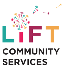 Logo of Lift Community Services