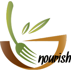 Logo of Nourish