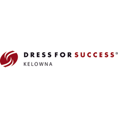 Logo of Dress for Success Kelowna