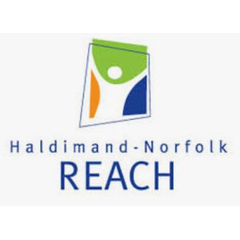 Logo of Haldimand Norfolk REACH