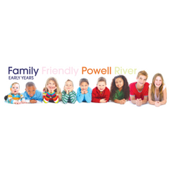 Logo of Powell River Early Years Planning Table