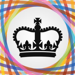 Logo of Queen City Pride