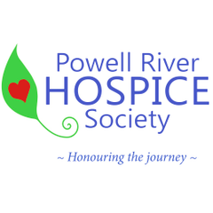 Logo of Powell River Hospice Society