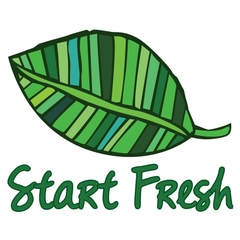 Logo of Start Fresh Project