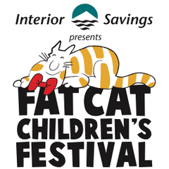 Logo of Fat Cat Children's Festival
