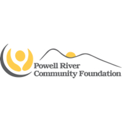 Logo of Powell River Community Foundation