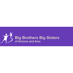 Logo of Big Brothers Big Sisters of Greater Victoria