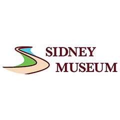 Logo of Sidney Museum and Archives