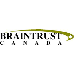 Logo of BrainTrust Canada Association