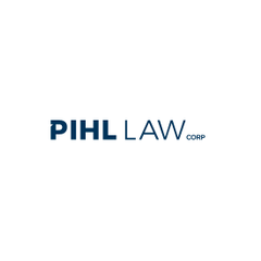 Logo of Pihl Law Corporation