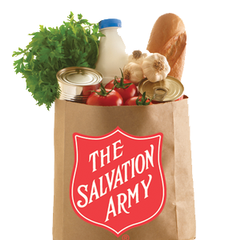 Logo of The Penticton Salvation Army Food Bank
