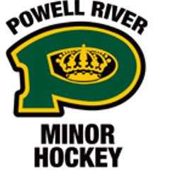 Logo of Powell River Minor Hockey