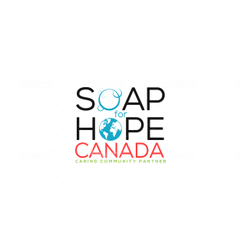 Logo of Soap for Hope Canada