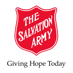 Logo of The Salvation Army Central Okanagan