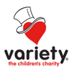 Logo of Variety - The Children's Charity