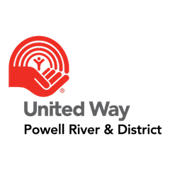 Logo of Powell River & District United Way
