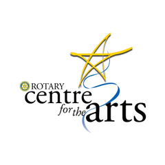 Logo of Rotary Centre for the Arts