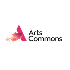 Logo of Arts Commons
