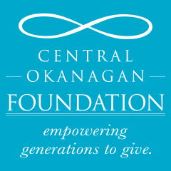 Logo of Central Okanagan Foundation