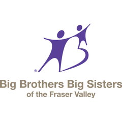 Logo of Big Brothers Big Sisters of the Fraser Valley
