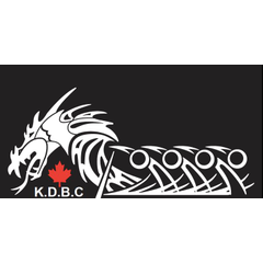 Logo of Kelowna Dragon Boat Paddling Society