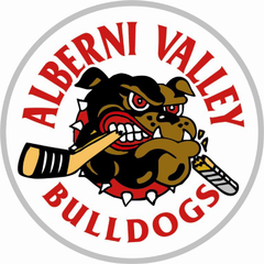Logo of Alberni Valley Bulldogs Jr. A Hockey BCHL