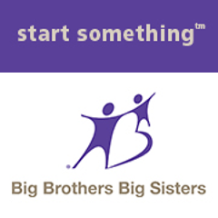 Logo of Big Brothers Big Sisters of the Cowichan Valley