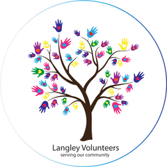 Logo of Langley Volunteer Bureau