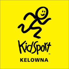 Logo of KidSport Kelowna