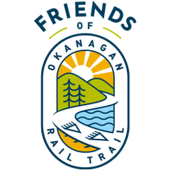 Logo of Friends of Okanagan Rail Trail (FORT)