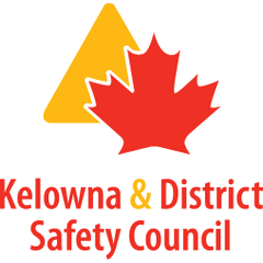 Logo of Kelowna and District Safety Council