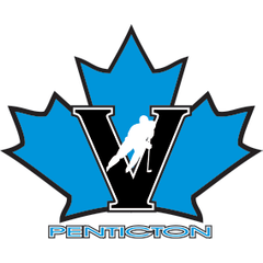 Logo of Penticton Vees Junior Hockey Club