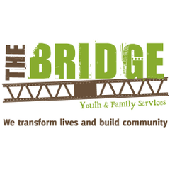 Logo of The Bridge Youth & Family Services