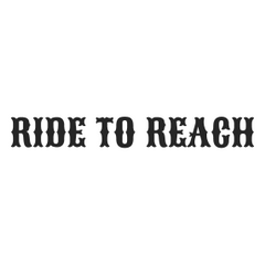 Logo of Ride to Reach