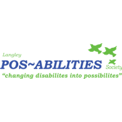 Logo of Langley Pos-Abilities Society